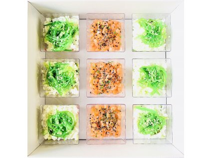 Sushi salátový bar Exclusive