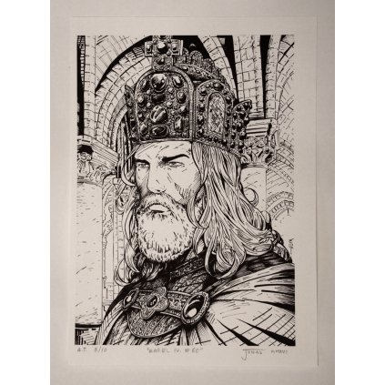Karel IV. Pán světa – #60