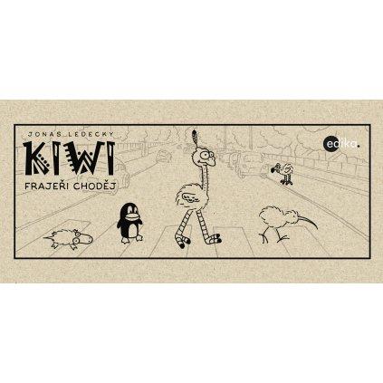 Kiwi: Frajeři choděj