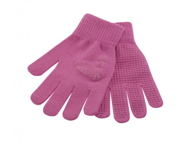 Colored gloves PINK WEB
