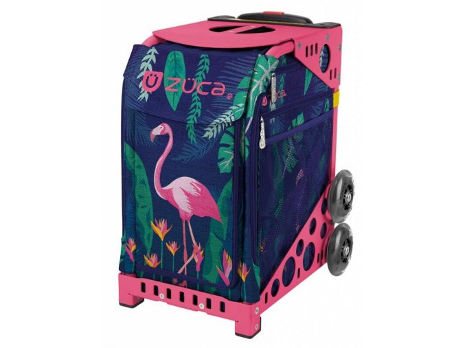 zueca insert bag flamingo 3
