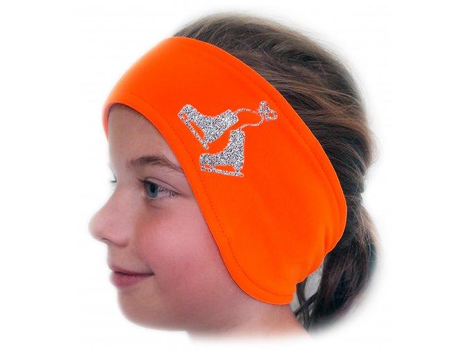 brusličky oranž Klárka