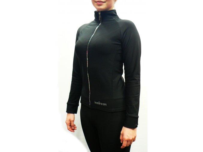 Mikina black 2020 1
