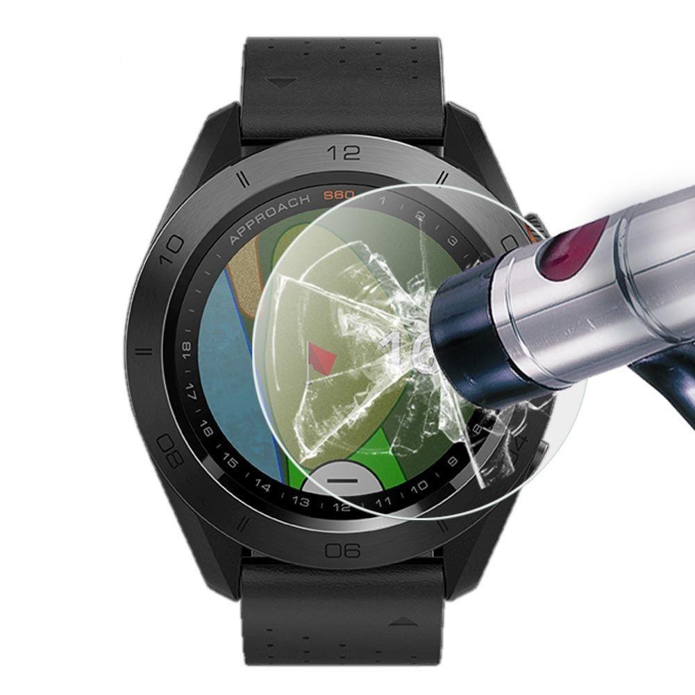 Ochranné tvrzené temperované sklo na LCD pro Garmin Approach S60