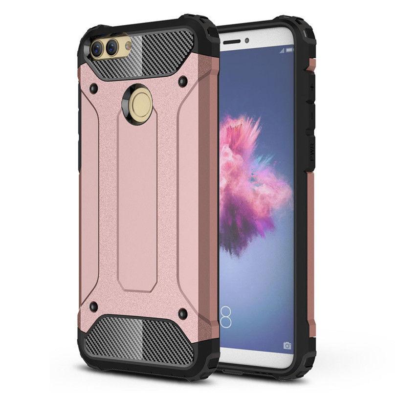Antishock odolné ARMOR ochranné pouzdro pro Huawei P20 Lite - růžové
