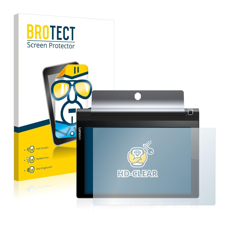 2 ks Ochranná fólie Brotec HD na LCD pro Lenovo Yoga Tab 3 10