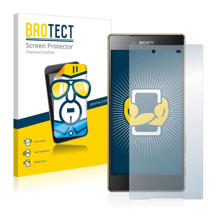 2 ks Ochranná fólie Brotec HD na LCD pro Sony Xperia Z5 Premium