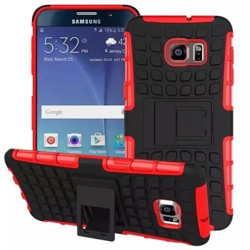 Antishock odolné HYBRID ochranné pouzdro pro Samsung Galaxy S5 Neo (G903F) - červené