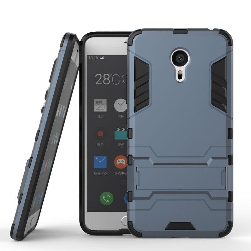 Antishock odolné HYBRID ochranné pouzdro pro Sony Xperia Z5 Premium E6853 - tmavě modré
