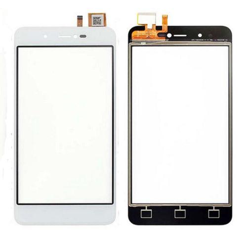 Digitizer - dotykové sklo (plocha) LCD displeje pro Cubot R9 - bílý