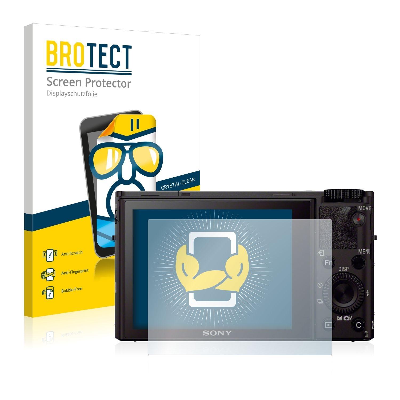 2 ks Ochranná fólie Brotect HD na LCD pro Sony Cyber-Shot DSC-RX100 III