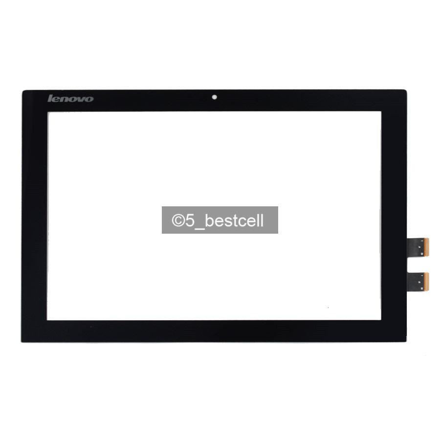 Digitizer - dotykové sklo (plocha) LCD displeje pro Lenovo Miix 3-1030 - černý