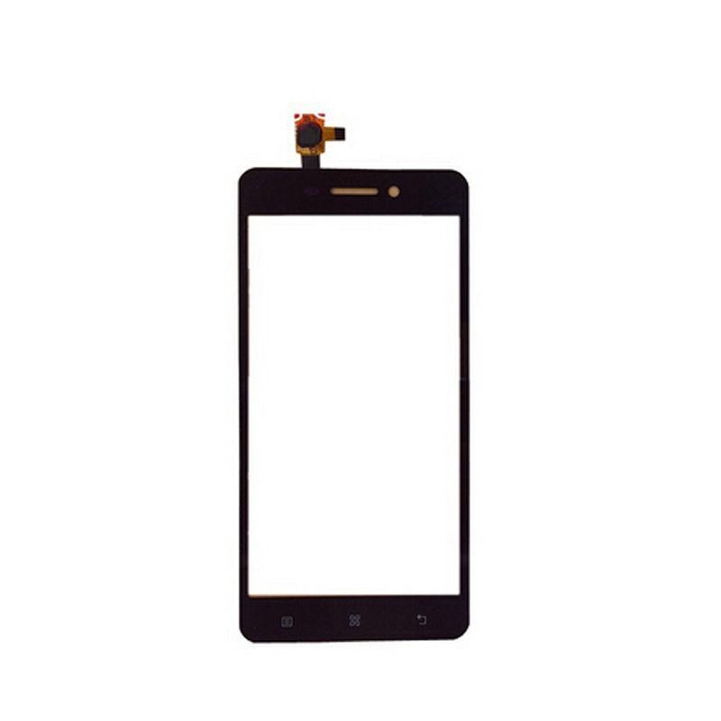 Digitizer - dotykové sklo (plocha) LCD displeje pro Lenovo S60 - černý