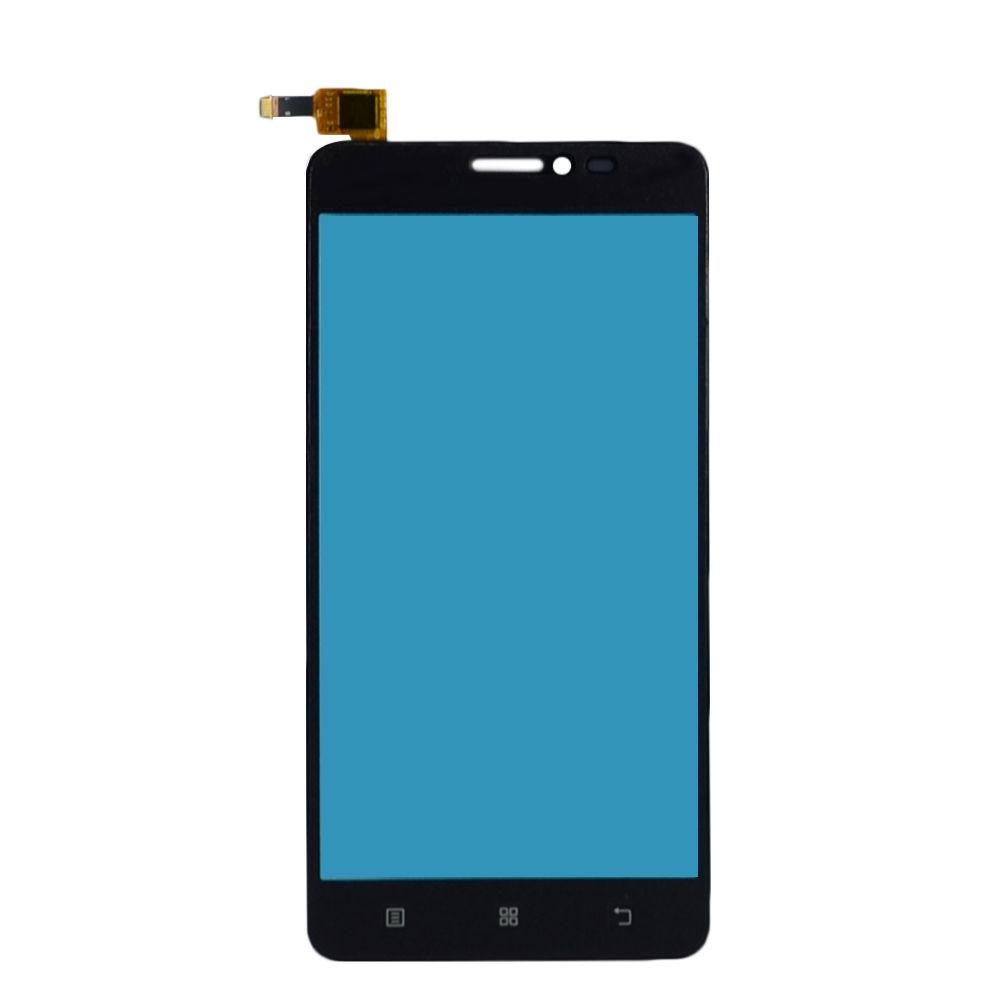 Digitizer - dotykové sklo (plocha) LCD displeje pro Lenovo S850 - černý