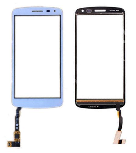 Digitizer - dotykové sklo (plocha) LCD displeje pro LG K5 - bílý