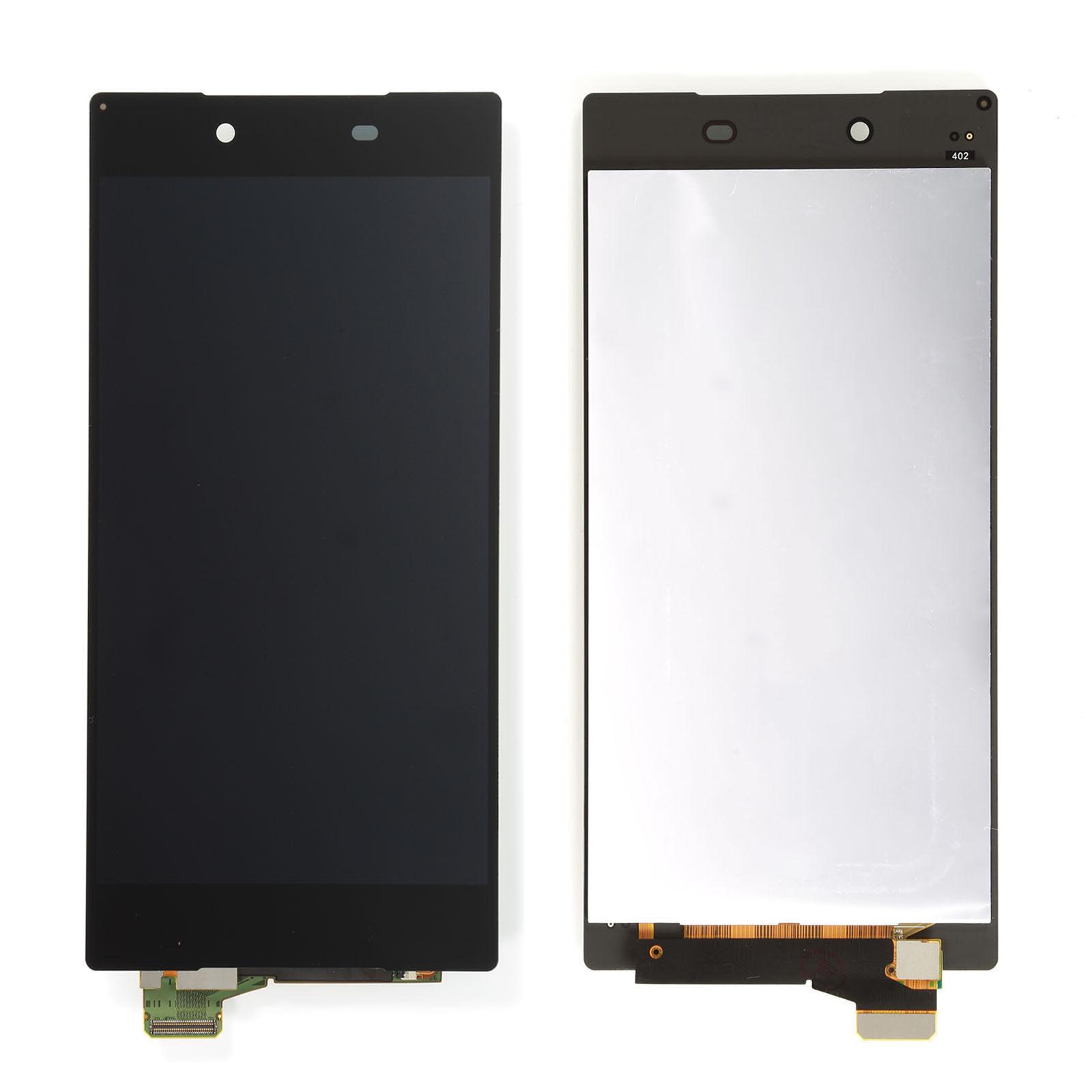 Digitizer - dotykové sklo (plocha) včetně LCD displeje pro Sony Xperia Z5 Premium - bílý