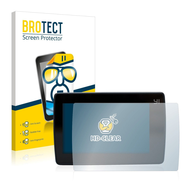 2 ks Ochranná fólie Brotect HD na LCD pro Xiaomi YI 4K Plus