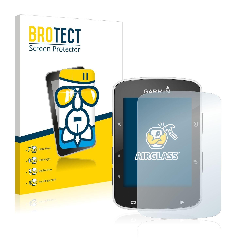 Extra tvrzená ochranná fólie (tvrzené sklo) AirGlass Brotec na LCD pro Garmin Edge 520