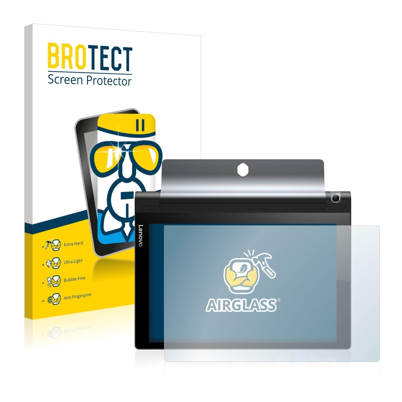 Extra tvrzená ochranná fólie (tvrzené sklo) AirGlass Brotec na LCD pro Lenovo Yoga Tab 3 10
