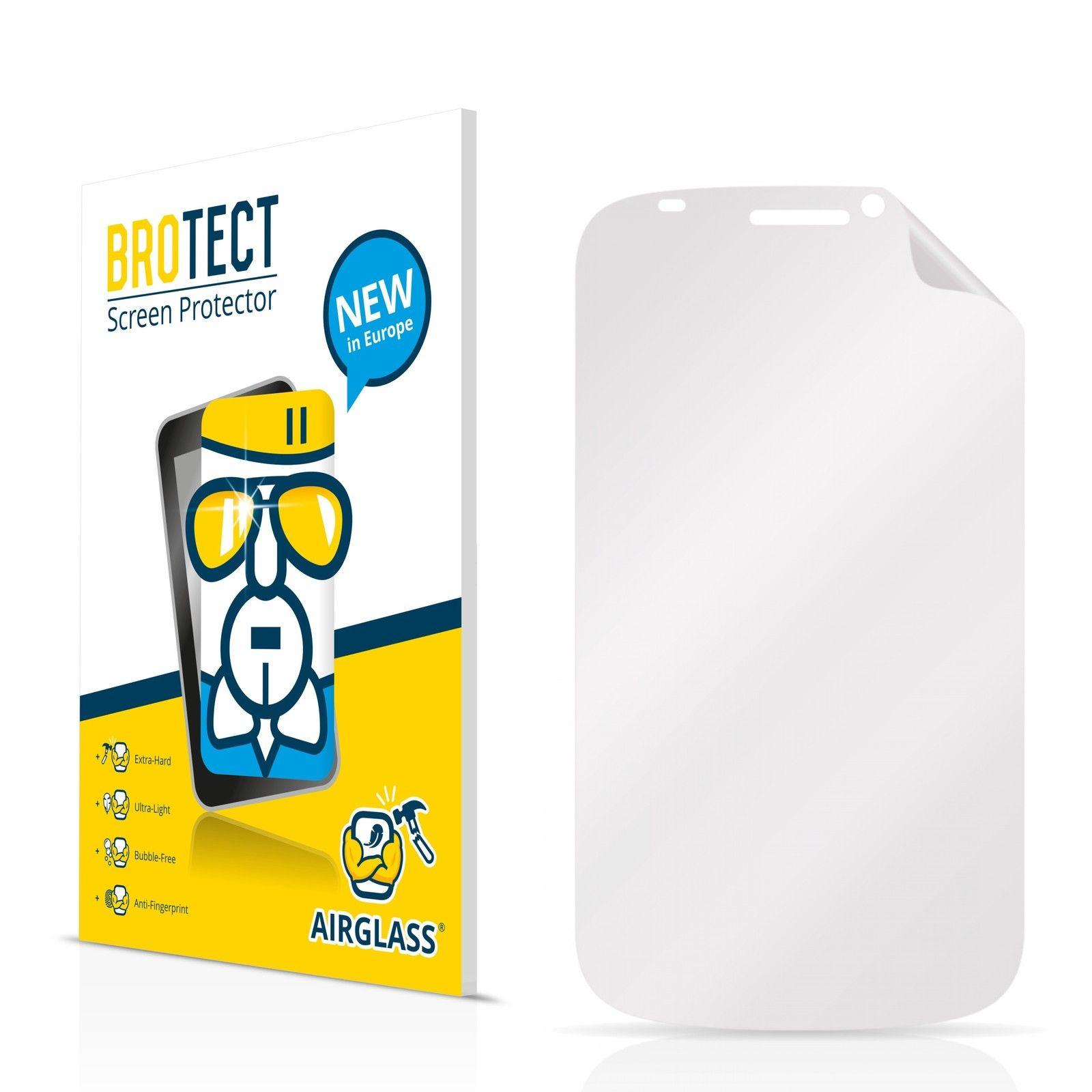Extra tvrzená ochranná fólie (tvrzené sklo) AirGlass Brotec na LCD pro Prestigio MultiPhone 5000 DUO
