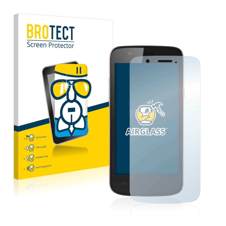 Extra tvrzená ochranná fólie (tvrzené sklo) AirGlass Brotec na LCD pro Prestigio MultiPhone 5453 DUO