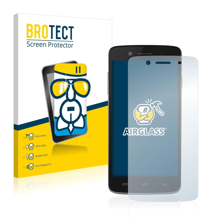Extra tvrzená ochranná fólie (tvrzené sklo) AirGlass Brotec na LCD pro Prestigio MultiPhone 5507 DUO