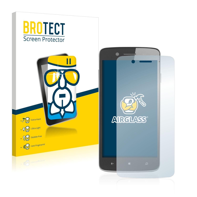 Extra tvrzená ochranná fólie (tvrzené sklo) AirGlass Brotec na LCD pro Prestigio MultiPhone 8500 DUO
