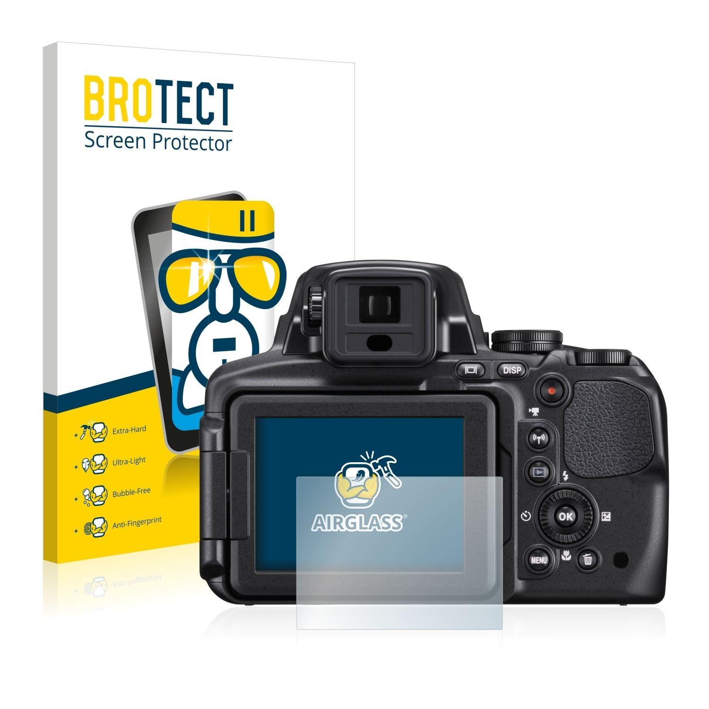 Extra tvrzená ochranná fólie (tvrzené sklo) AirGlass Brotect na LCD pro Nikon Coolpix P900