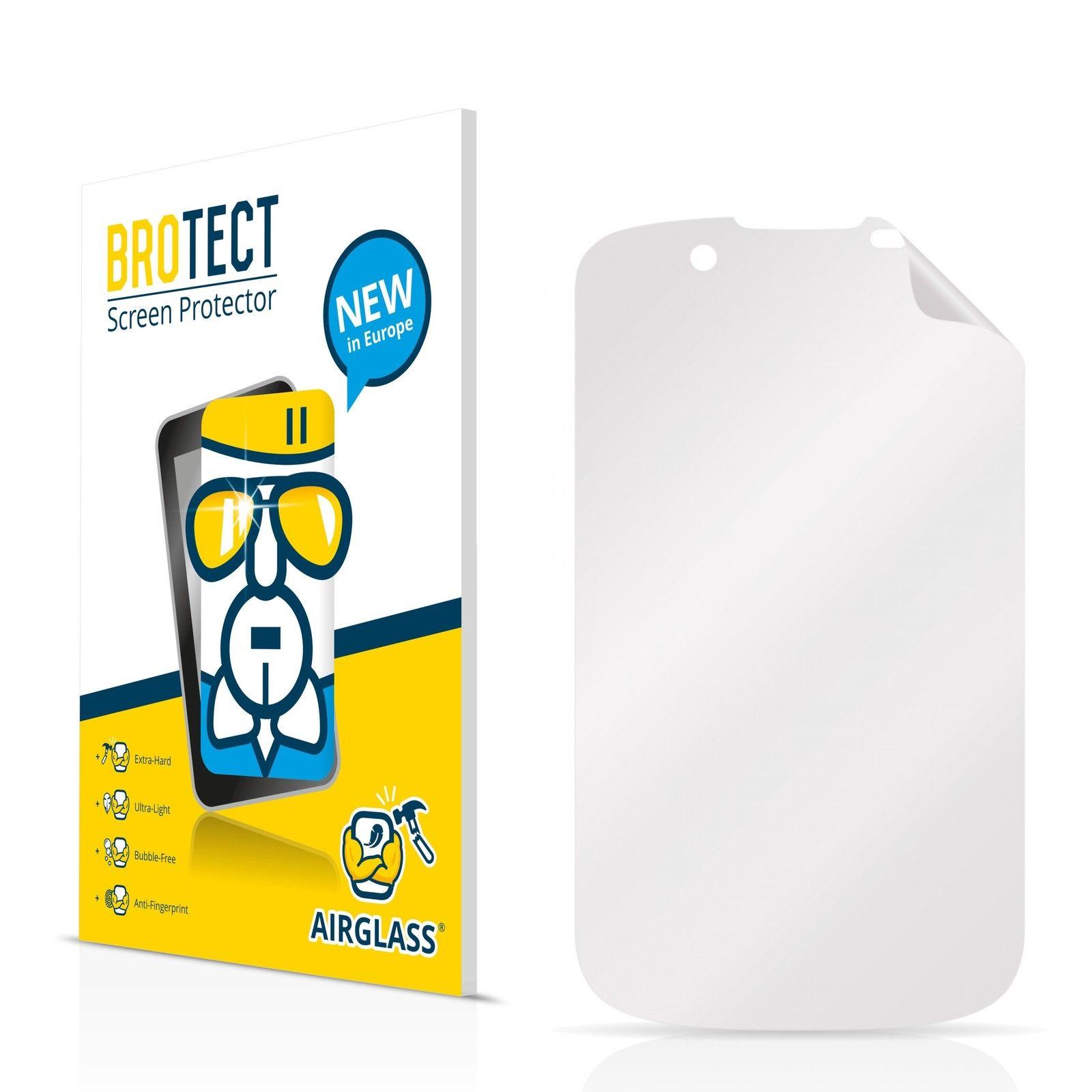 Extra tvrzená ochranná fólie (tvrzené sklo) AirGlass Brotect na LCD pro Prestigio MultiPhone 3540 DUO