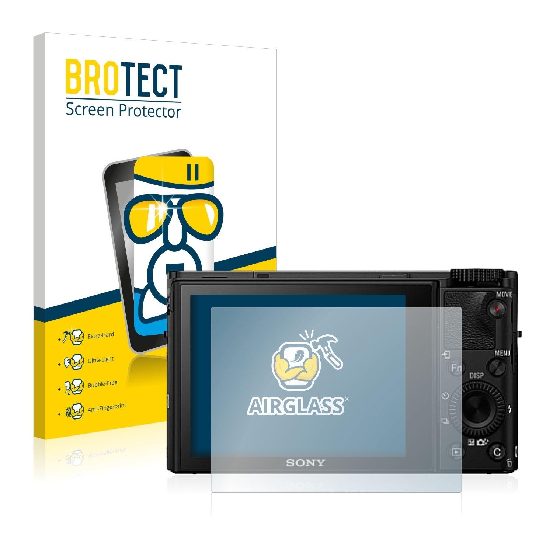 Extra tvrzená ochranná fólie (tvrzené sklo) AirGlass Brotect na LCD pro Sony Cyber-Shot DSC-RX100 IV