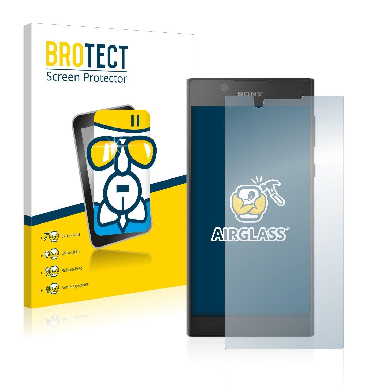 Extra tvrzená ochranná fólie (tvrzené sklo) AirGlass Brotect na LCD pro Sony Xperia L1