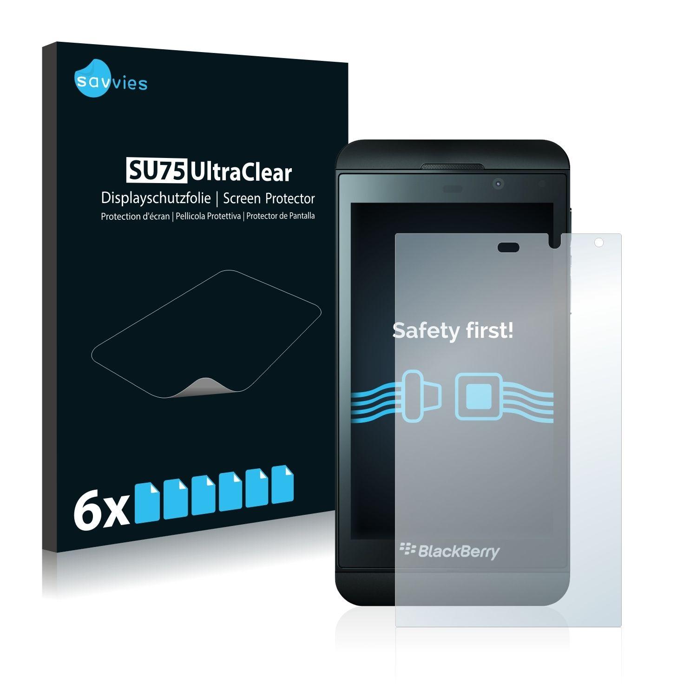 6 ks Ochranná fólie na LCD displej pro BlackBerry Z10