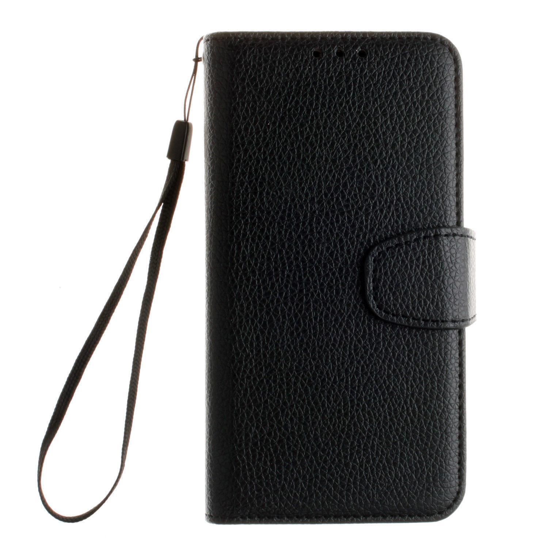 Flipové peněženkové pouzdro pro Samsung Galaxy J5 (2017) - černé