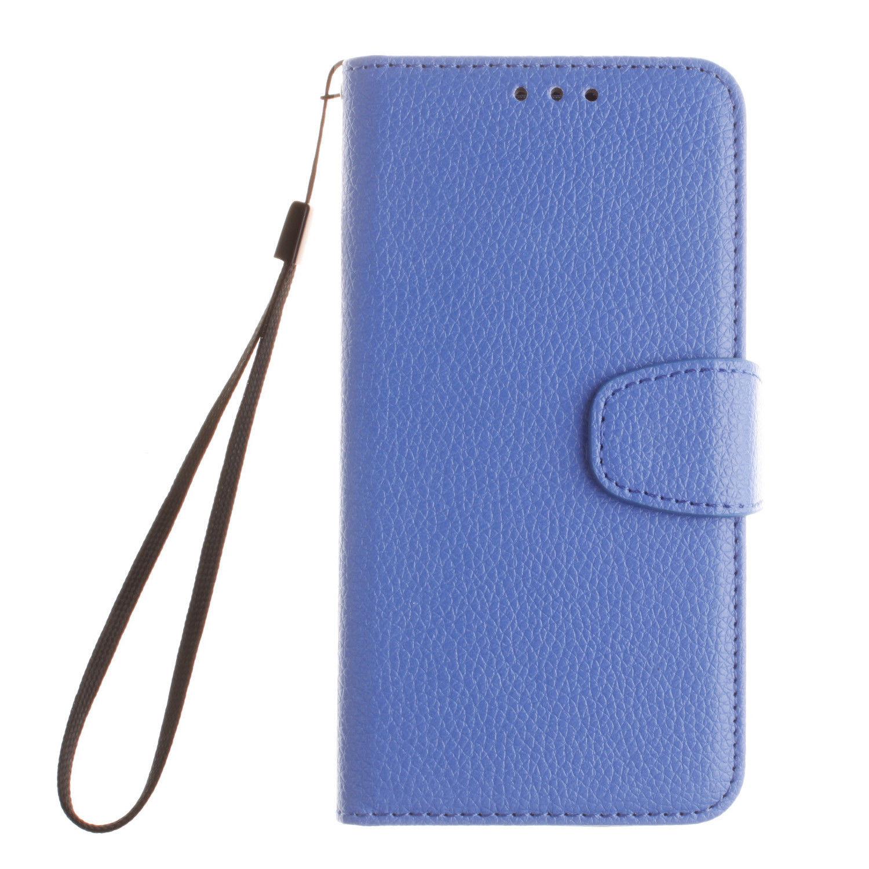 Flipové peněženkové pouzdro pro Samsung Galaxy J5 (2017) - modré
