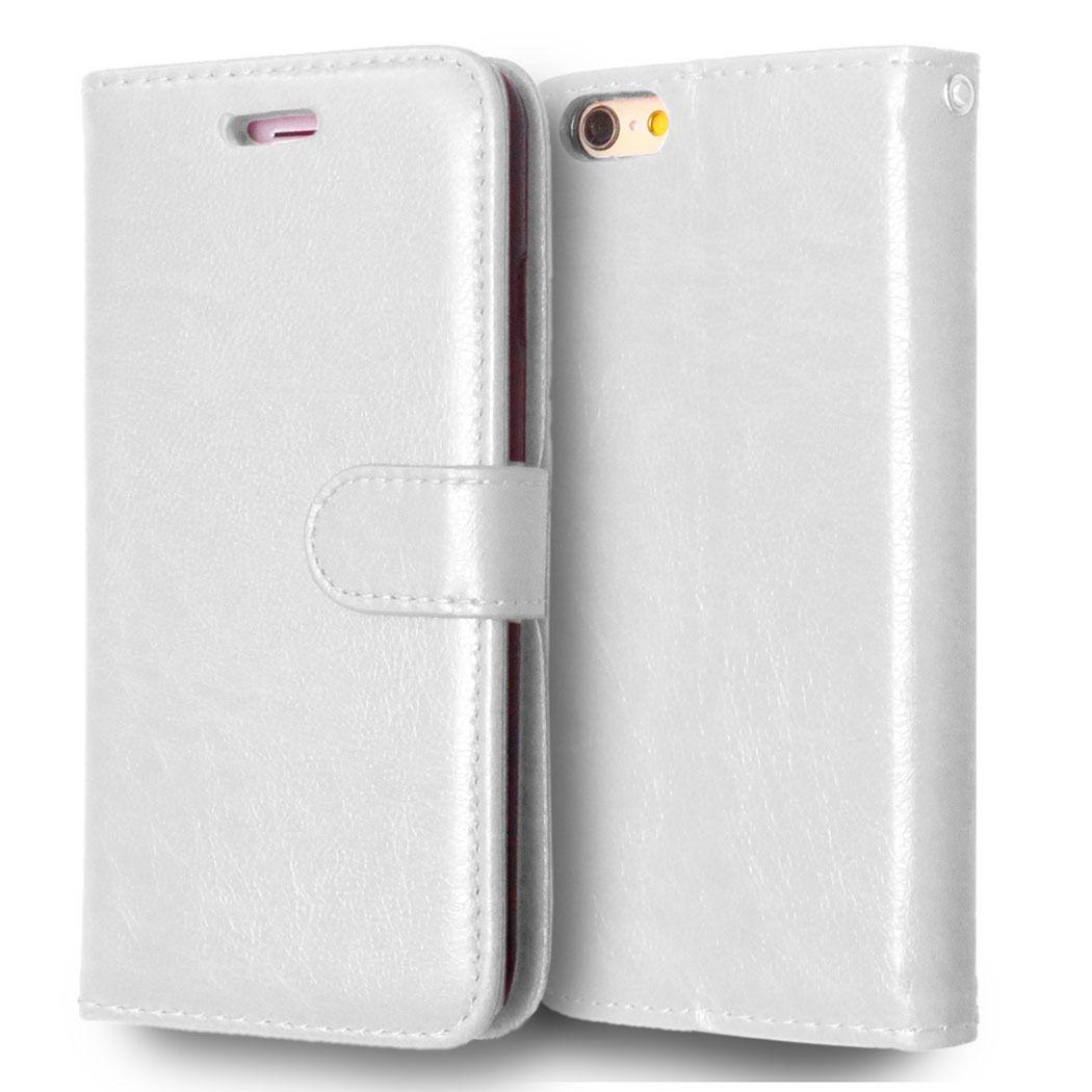Flipové peněženkové pouzdro pro Sony Xperia Z1 Compact - bílé
