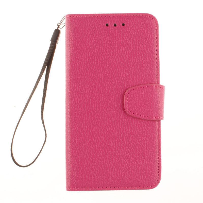 Flipové peněženkové pouzdro pro Sony Xperia Z3 (D6603) - růžové