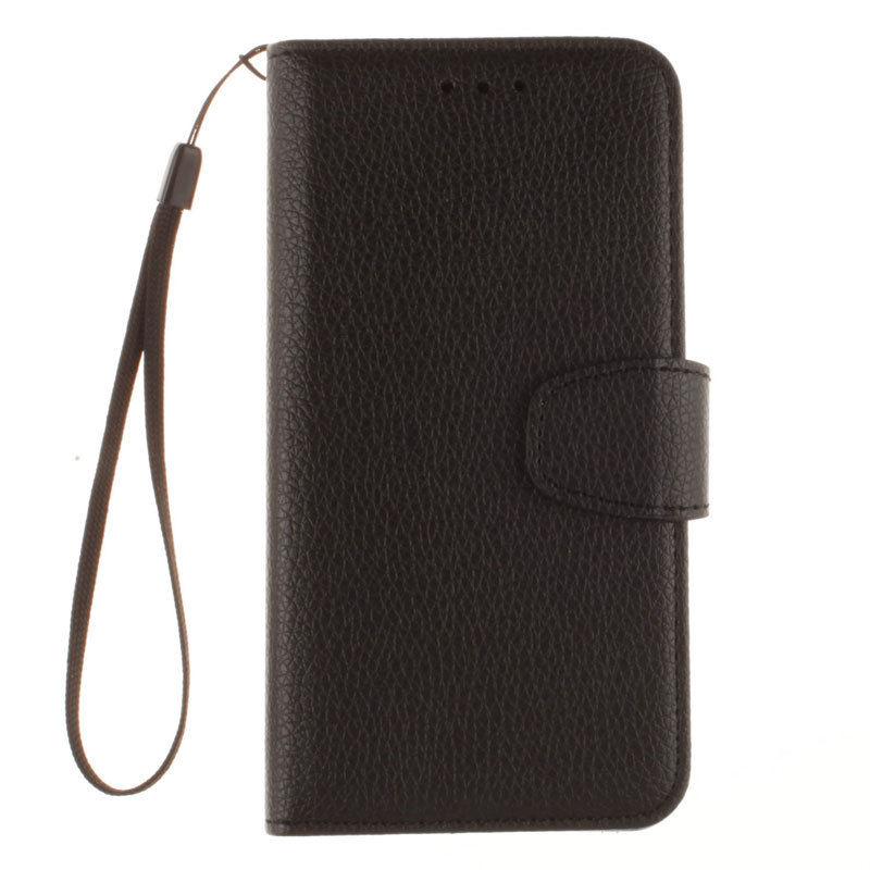 Flipové peněženkové pouzdro pro Sony Xperia Z3 Compact (D5803) - černé