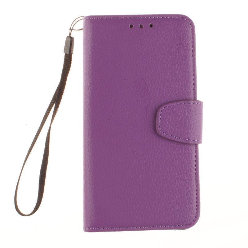 Flipové peněženkové pouzdro pro Sony Xperia Z3 Compact (D5803) - fialové