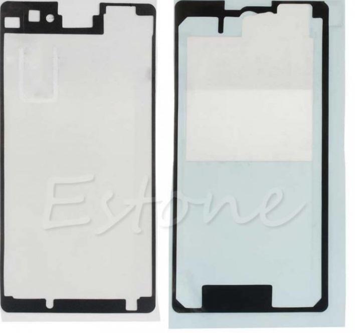 Lepící sada pro digitizer a zadní kryt Sony Xperia Z1 Compact