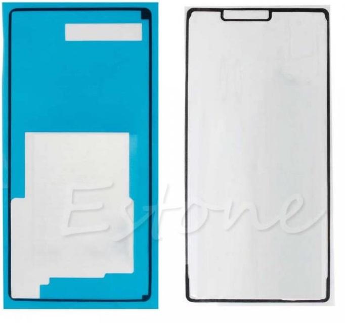 Lepící sada pro digitizer a zadní kryt Sony Xperia Z3
