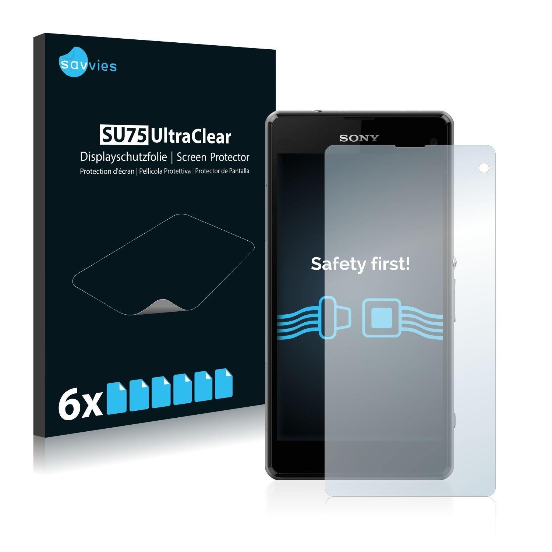 1 ks Ochranná fólie na LCD displej pro Sony Xperia Z1 Compact D5503