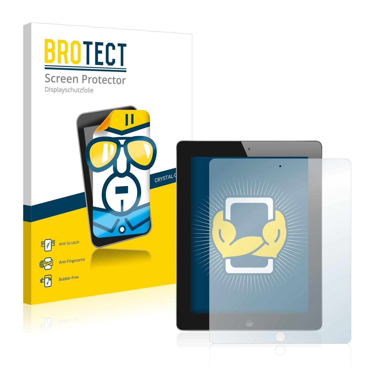 2 ks Ochranná fólie Brotec HD na LCD pro Apple iPad 2