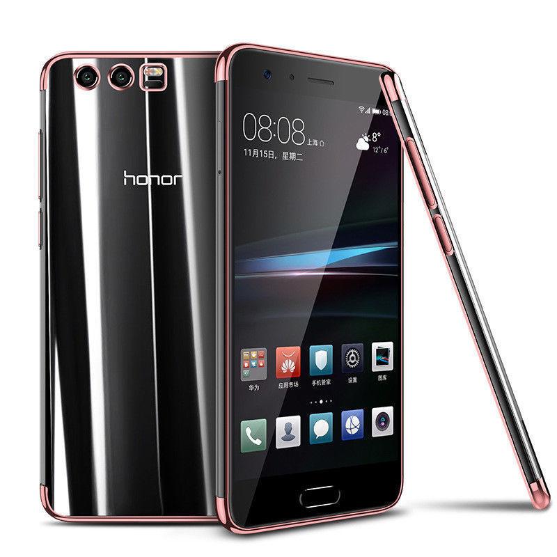 Luxusní ultra tenké gelové (silikonové) pouzdro kryt pro Huawei P20 Lite - růžové