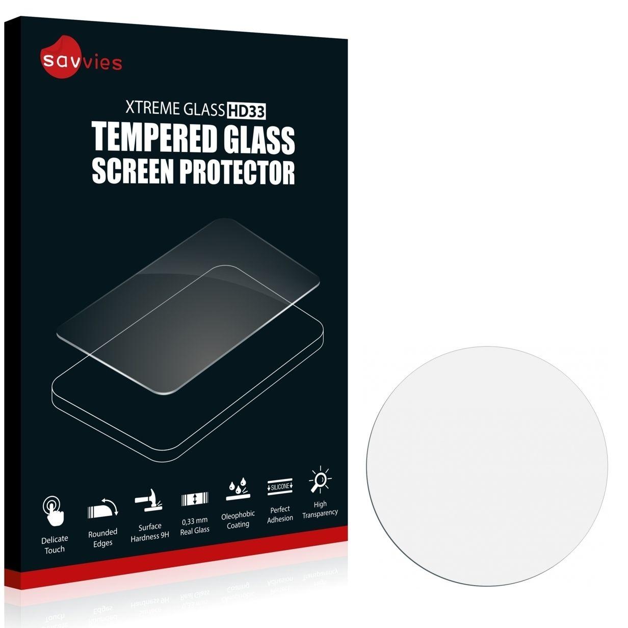 Ochranné tvrzené temperované sklo HD33 na LCD displej pro Garmin Approach S3