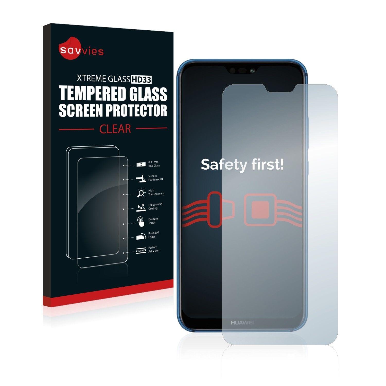 Ochranné tvrzené temperované sklo HD33 na LCD displej pro Huawei P20 Lite