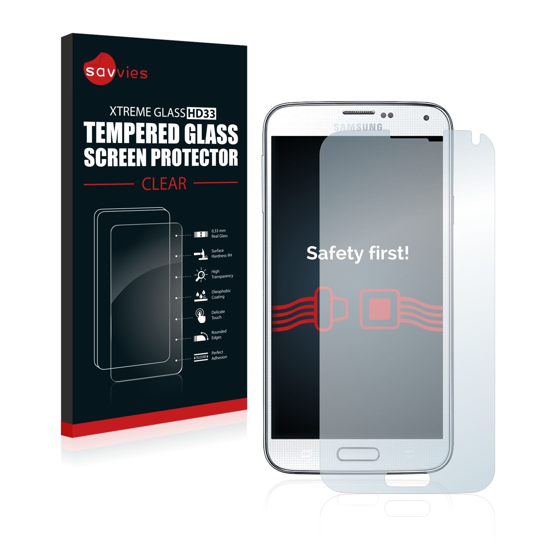 Ochranné tvrzené temperované sklo HD33 na LCD displej pro Samsung Galaxy S5 Neo