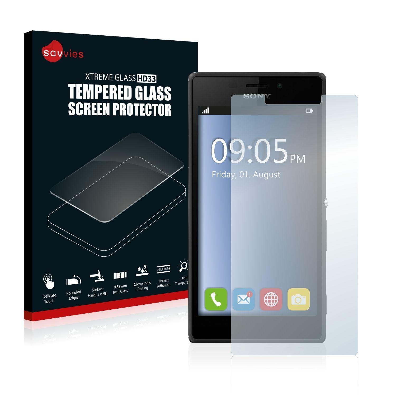 Ochranné tvrzené temperované sklo HD33 na LCD displej pro Sony Xperia M2