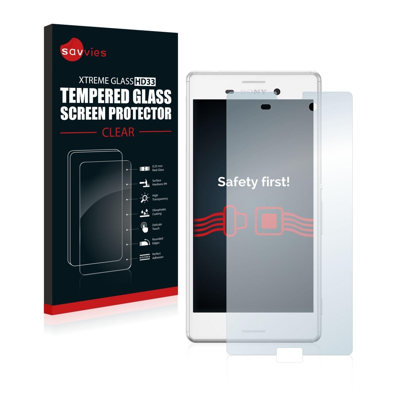 Ochranné tvrzené temperované sklo HD33 na LCD displej pro Sony Xperia M4 Aqua (E2303)