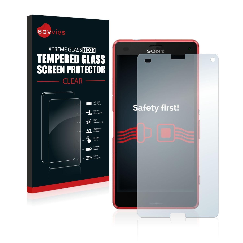 Ochranné tvrzené temperované sklo HD33 na LCD displej pro Sony Xperia Z3 Compact D5803