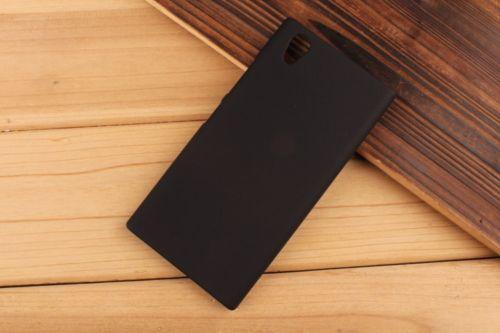 Pevné polykarbonátové pouzdro pro Lenovo P70 - černé